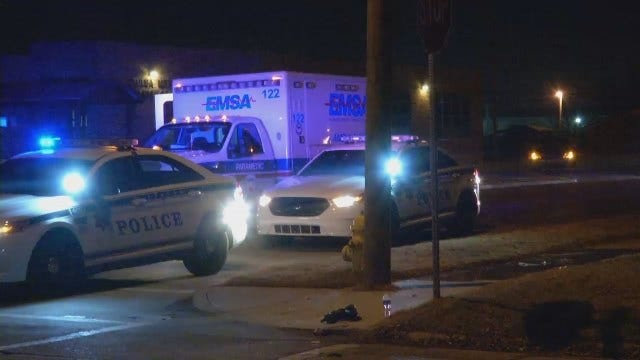 WEB EXTRA: Video From Scene Of Shooting