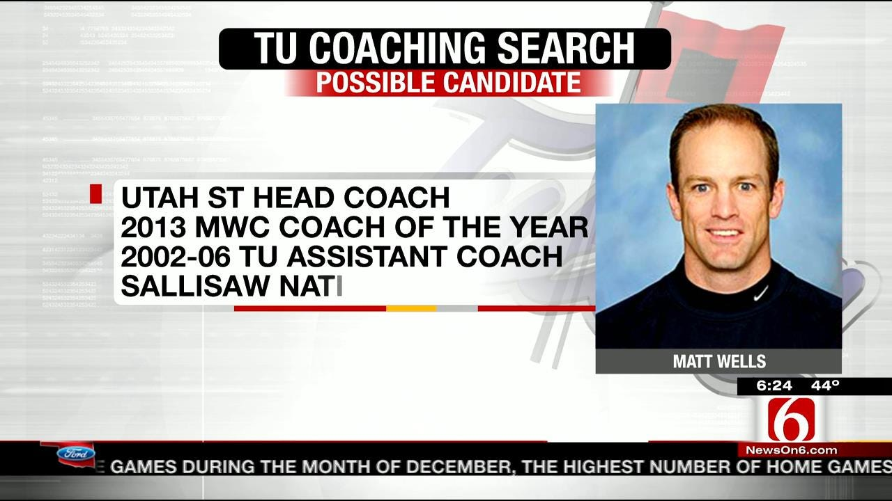 TU Football Coaching Candidate