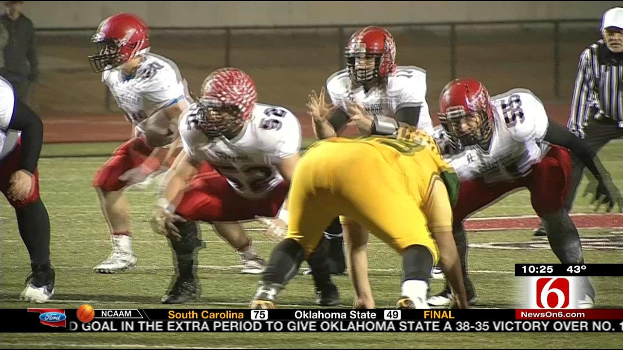 Skiatook Loses 39-12 To Lawton MacArthur In 5A Title Game