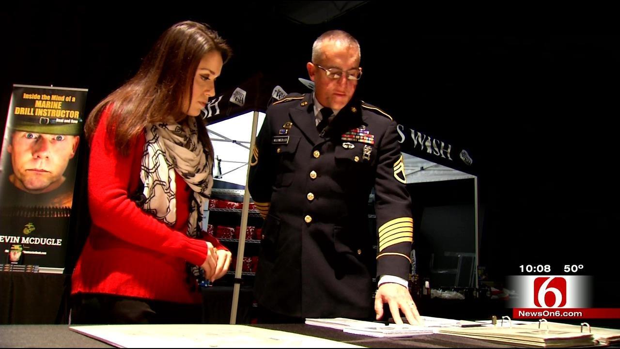 Local Non-Profit Grants Wish Of Unsuspecting Soldier