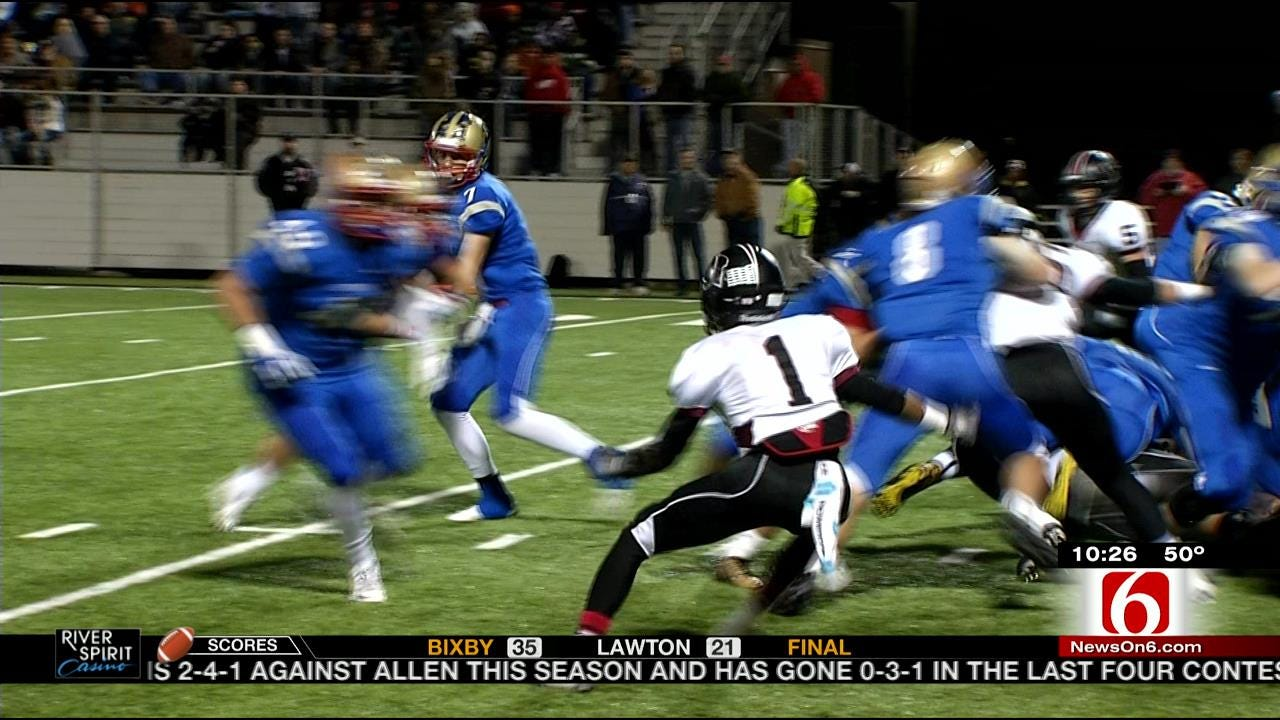 4A State Title: Wagoner Tops Oologah