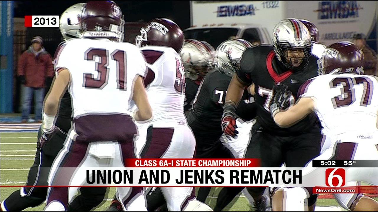 UNION-JENKS PREVIEW