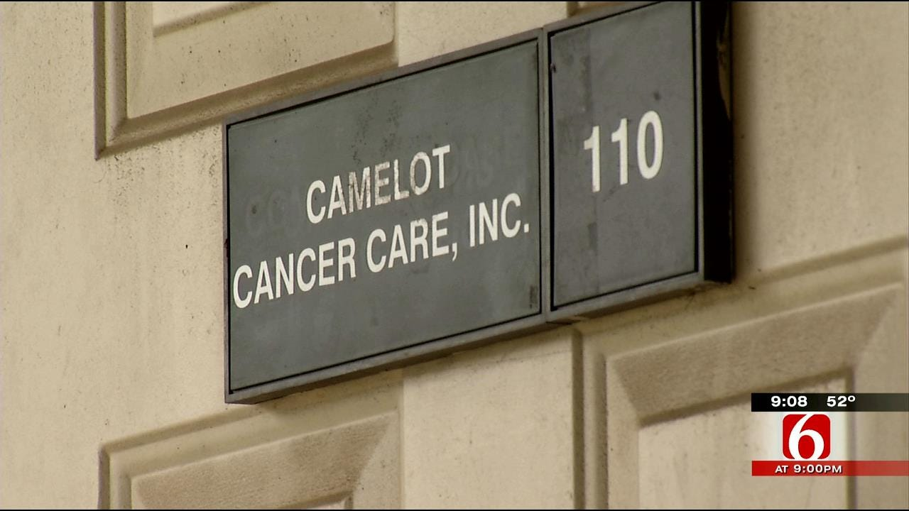 Tulsa's Camelot Cancer Care Owner Agrees To Stop Fighting Restraining Order