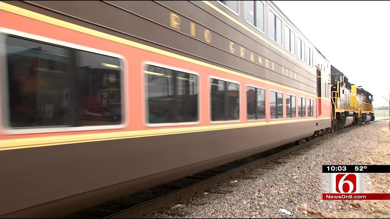 Advocates Seek Downtown Station For OKC, Tulsa Passenger Rail