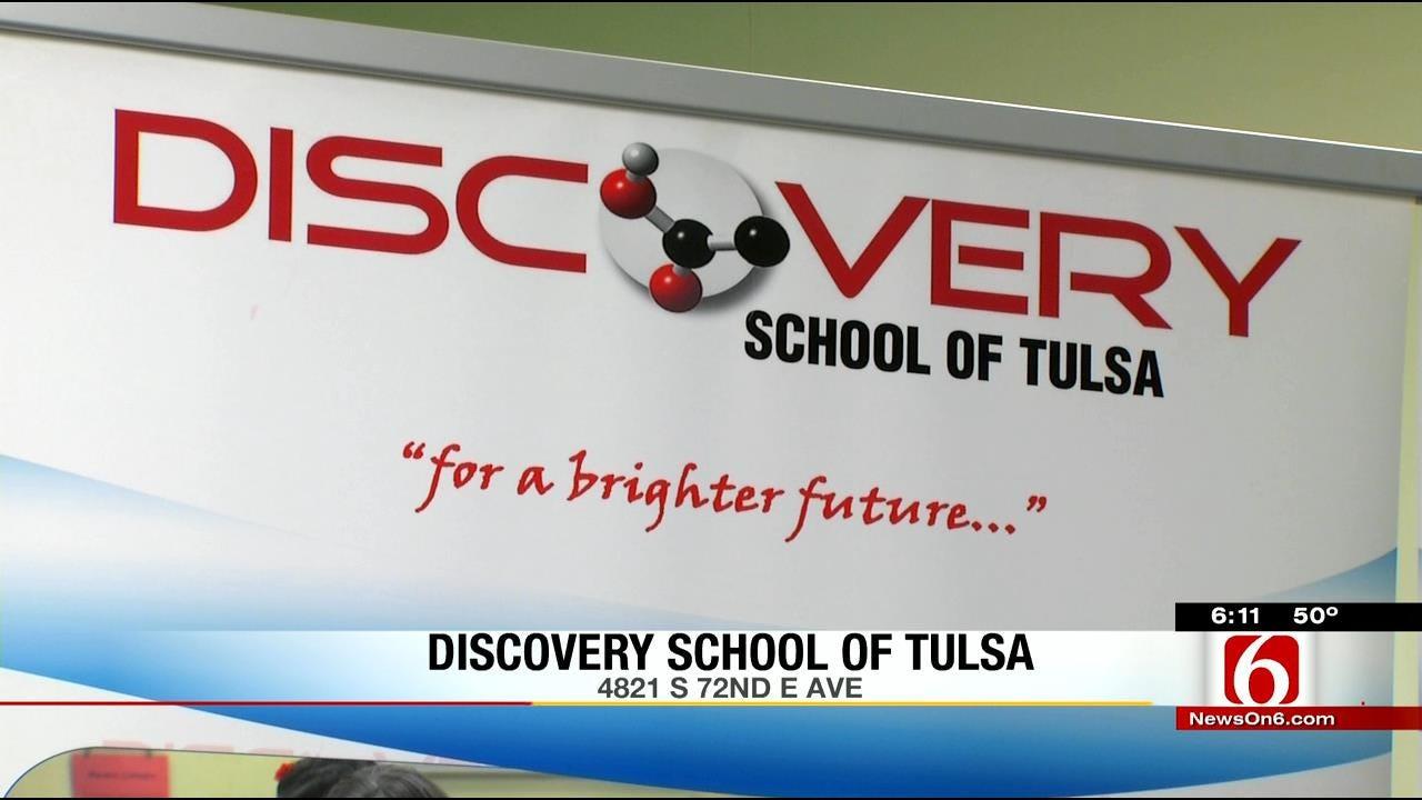 Tulsa 8th Graders Head To Robotics State Championship