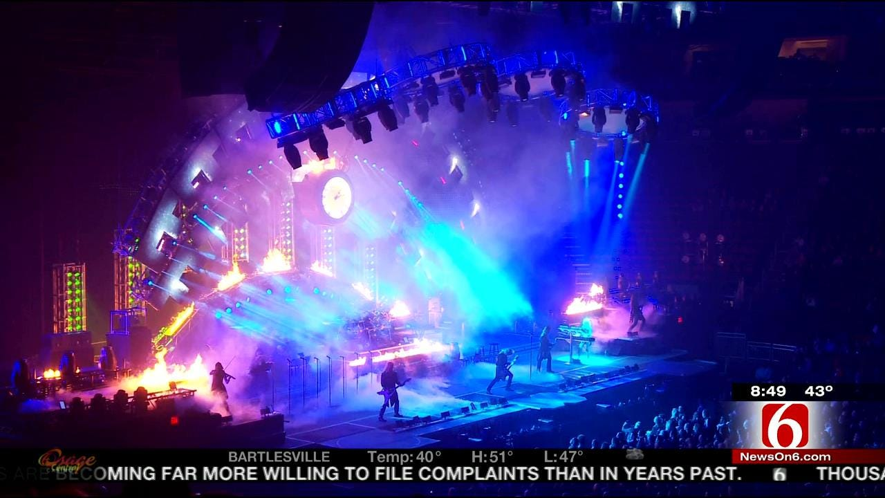 Director Of Trans-Siberian Orchestra Talks About Concert