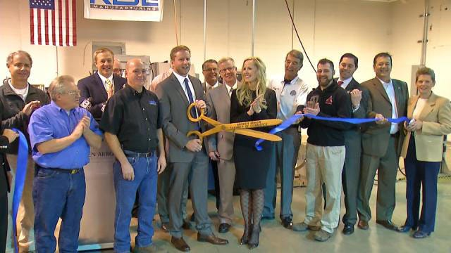 WEB EXTRA: Video From RISE Manufacturing Event In Broken Arrow
