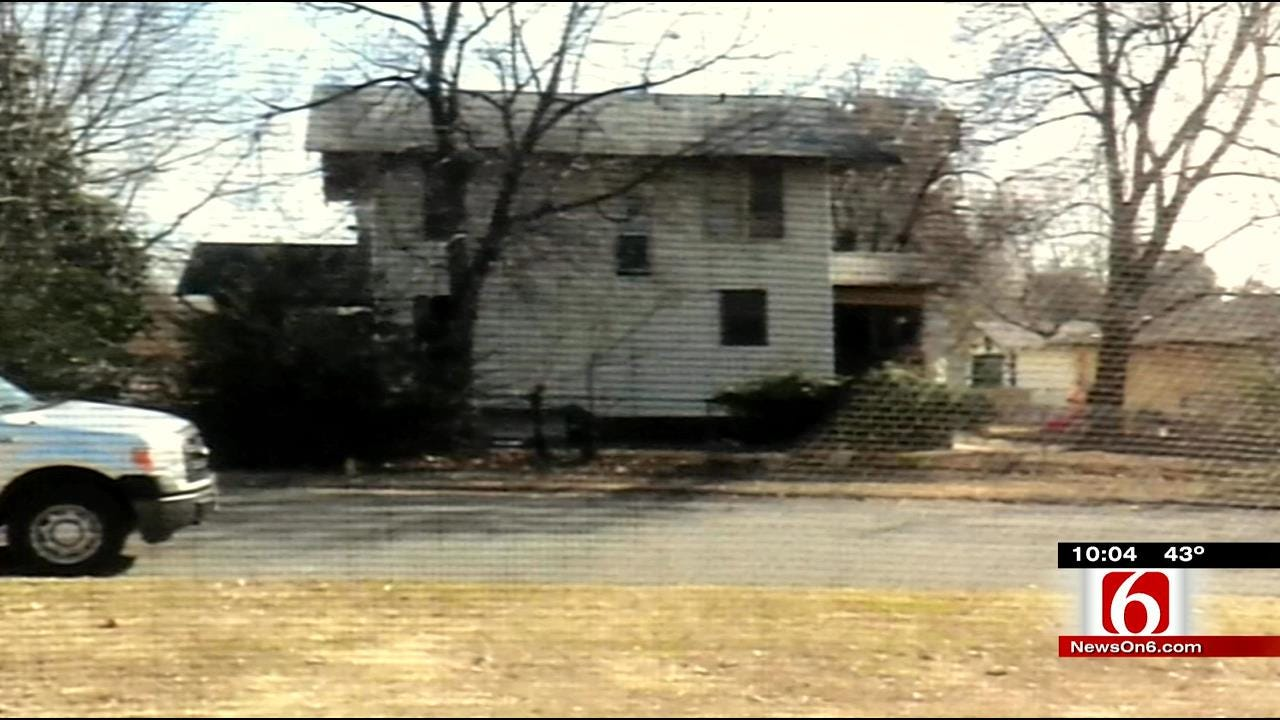 Neighbors Evacuated When Muskogee Standoff Leads To House Fire