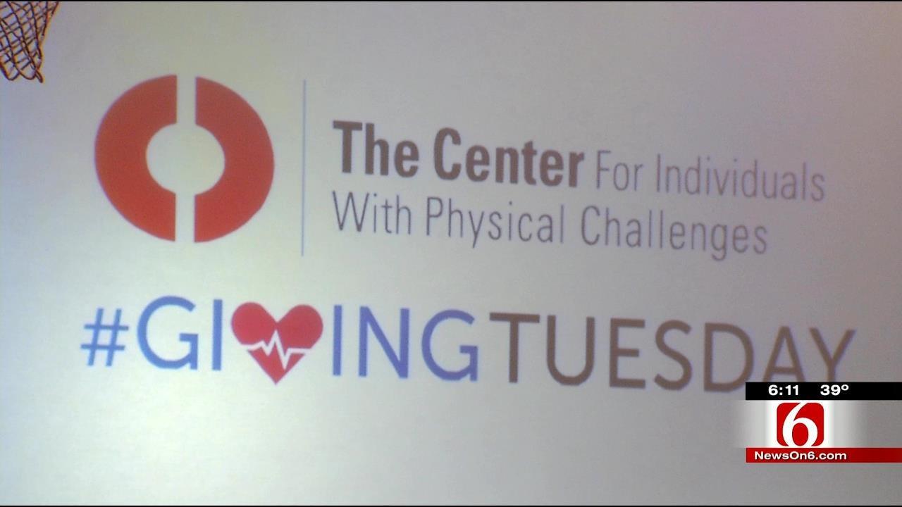 'Giving Tuesday' Helping Tulsa Non-Profits Benefit