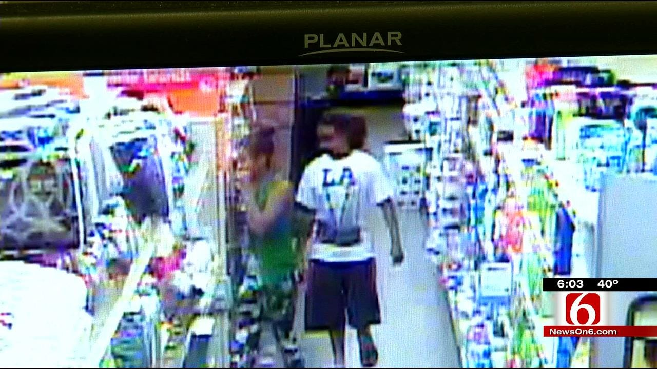 Tulsa Store Manager Tired Of Shoplifters, Vandals