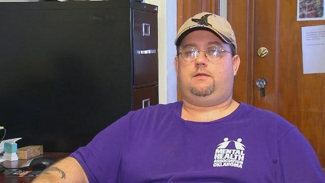 WEB EXTRA: Former Homeless Man Shane Touchet Talks About Items Needed By The Homeless