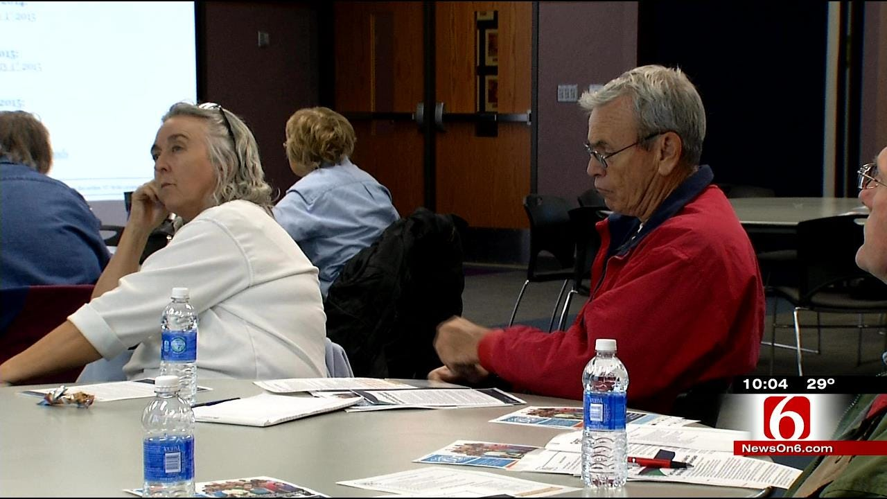Oklahoma's ACA Enrollment Seventh Lowest In Nation