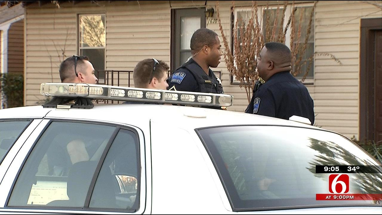 Tulsa Woman Arrested In Shooting, Robbery At Yard Sale