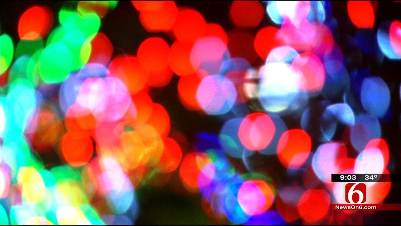 'Ready, Set, GLOW' Sheds Festive Light On Tulsa