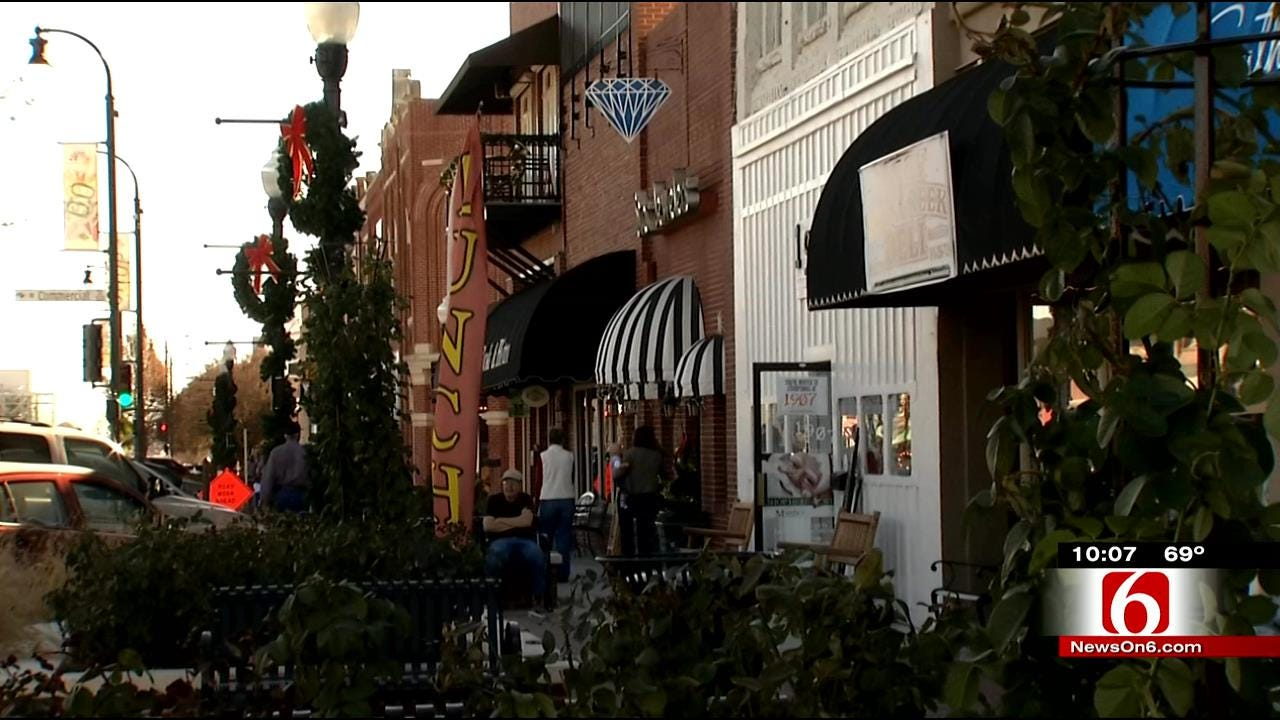 Green Country Shops 'Small Business Saturday'