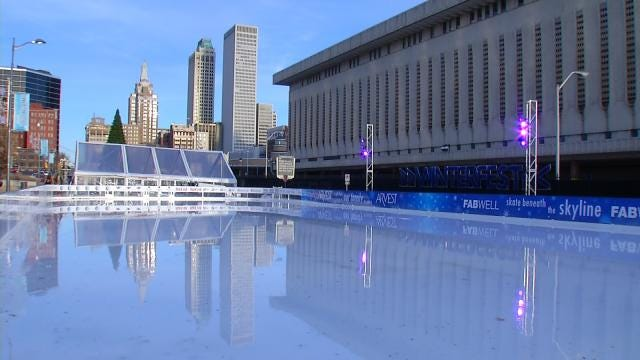 10 Things You Can Expect At Downtown Tulsa's Winterfest