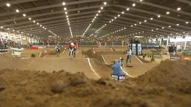More Than 4,000 Entrants Travel To Tulsa To Compete In BMX Grand Nationals