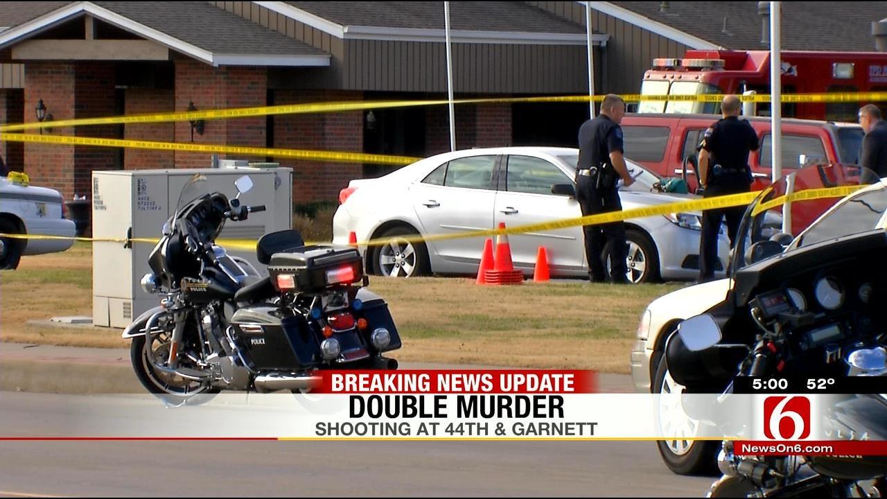 Two Women Dead In Tulsa Shooting