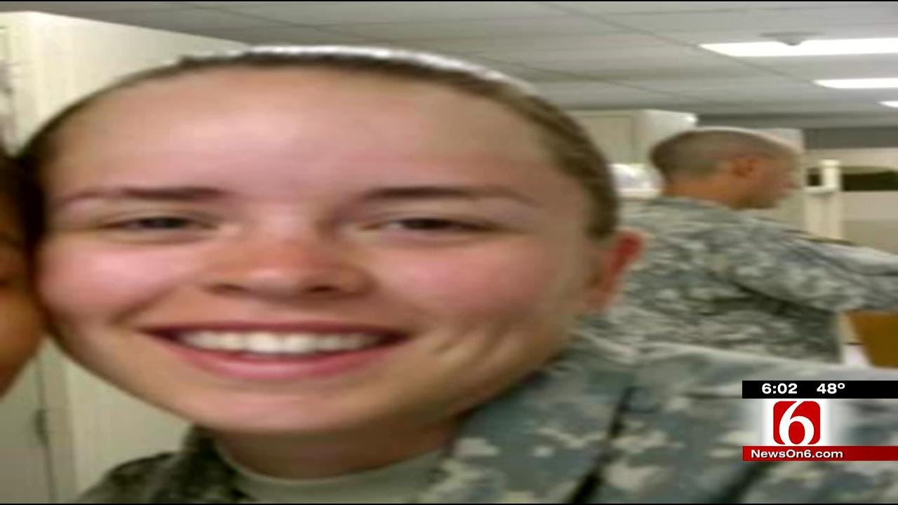 Tulsa Wife, Mother, Reservist Killed In Accidental Shooting