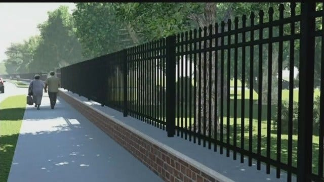 Public Meeting Held Over Controversial Gathering Place Sidewalk