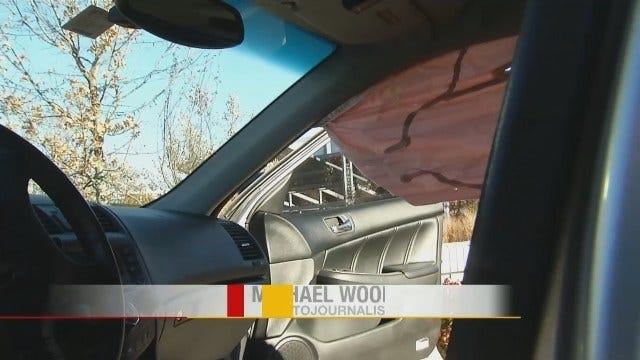 Air Bags Unexpectedly Deploy, Tulsa Man Wants Car Recalled