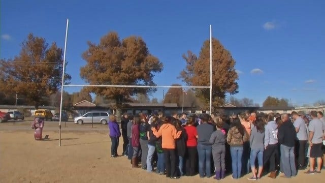 Nowata Community Mourning Loss Of Family Killed In Head-On Crash