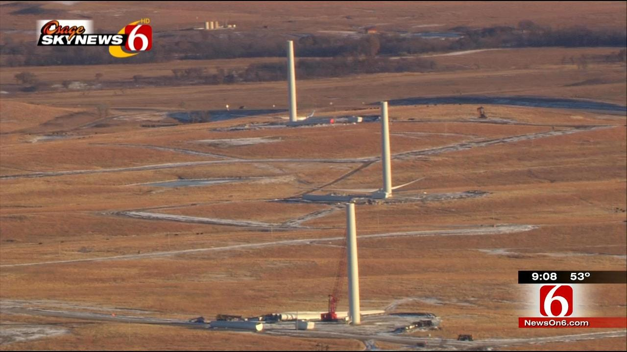 Lawsuit Filed Claims Osage Wind Project Is Breaking The Law