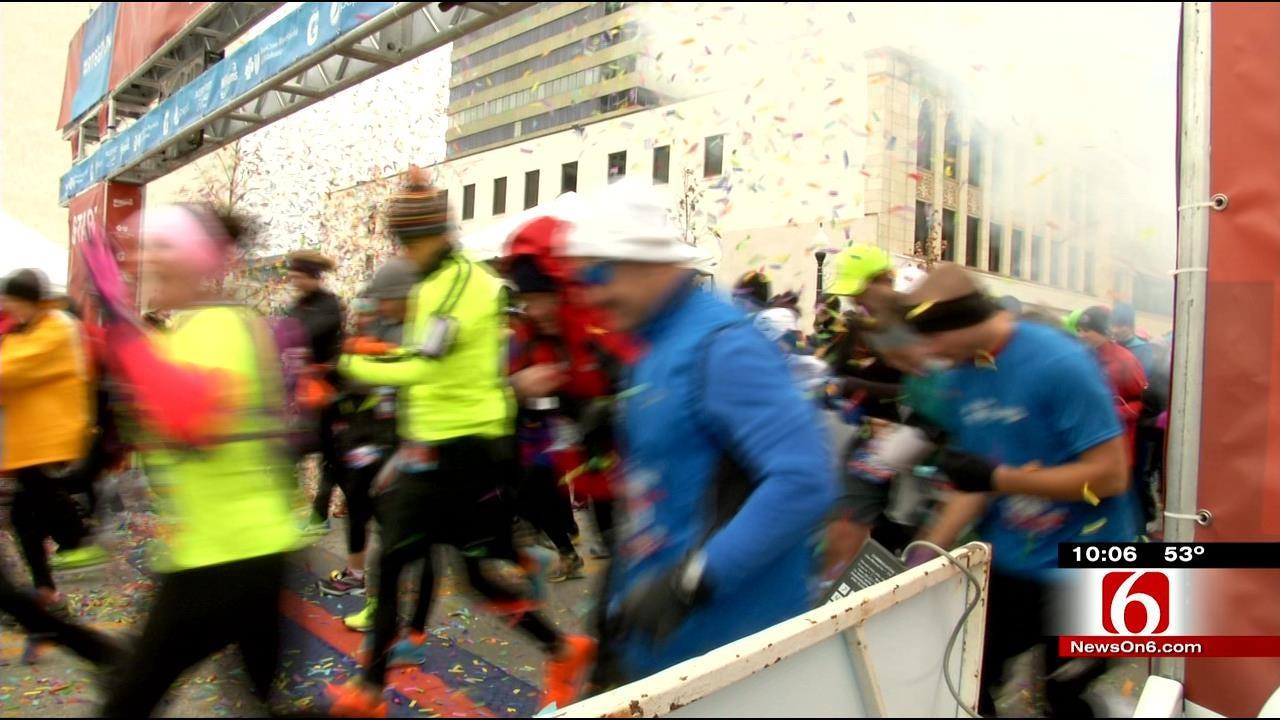 Route 66 Marathon Having Positive Impact On Tulsa Economy