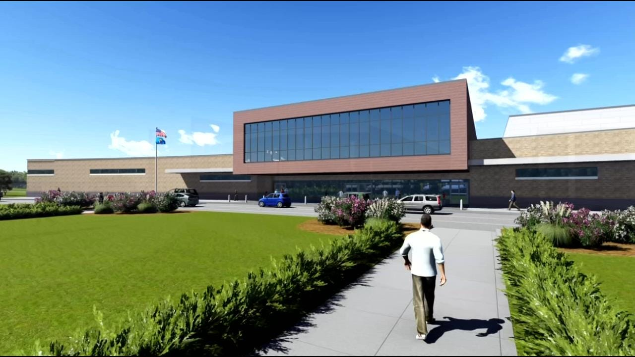 Broken Arrow Residents Tour School District After $370M Bond Is Approved