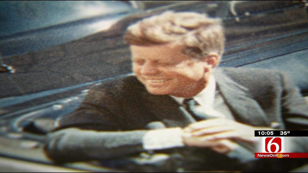 Agent Suffering From PTSD After JFK Assassination Honored In Tulsa
