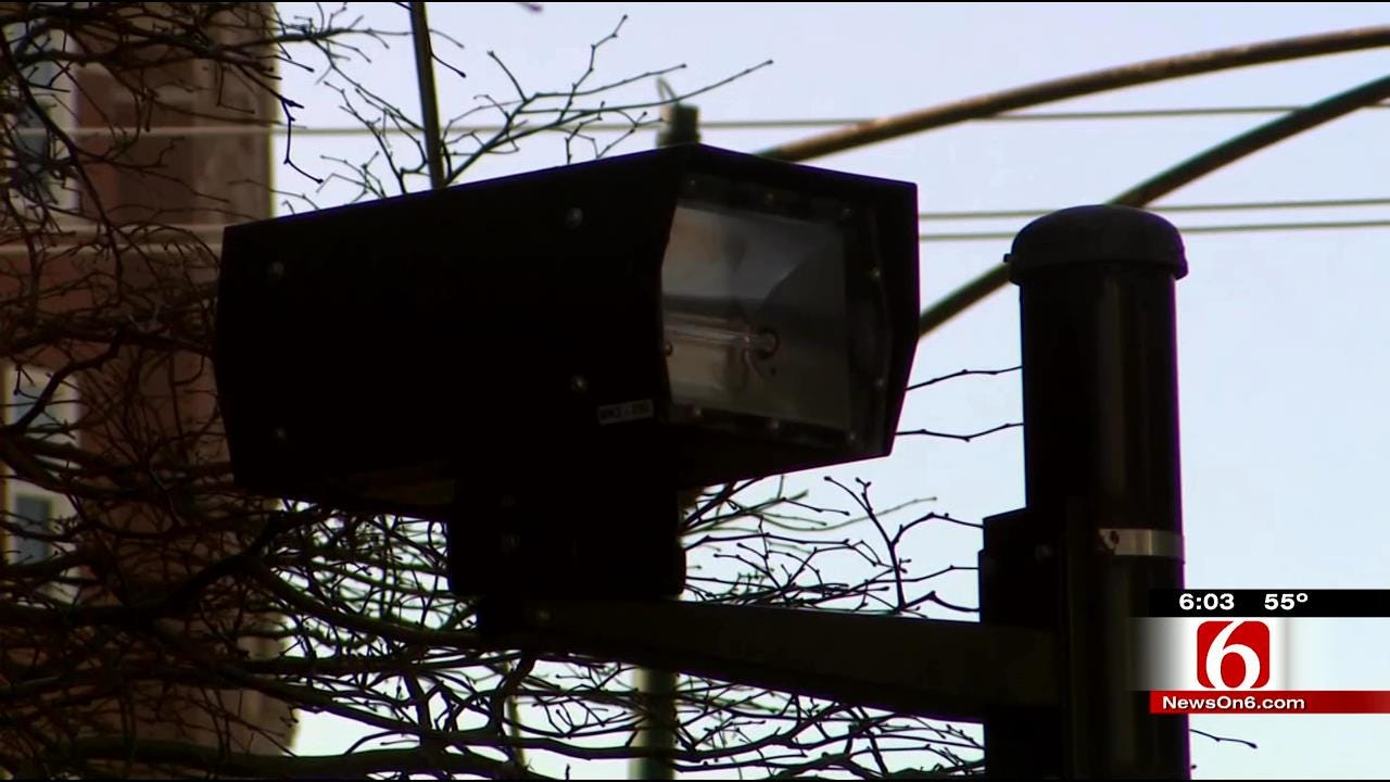 Tulsa Red Light Runners Could Soon Be Caught On Camera