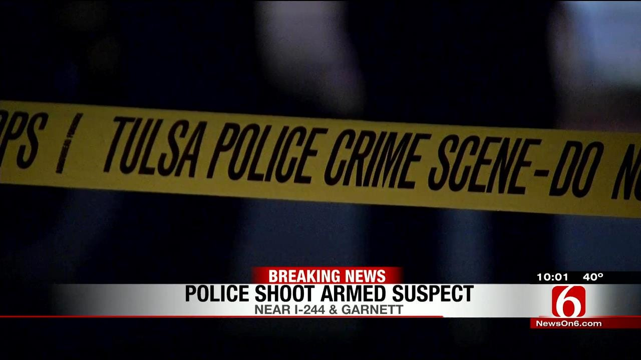 Tulsa Man Wounded During Officer-Involved Shooting