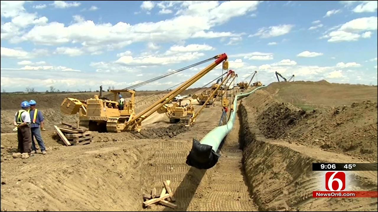 Senate Strikes Down Bill Connecting Oil Pipeline From Canada To Oklahoma