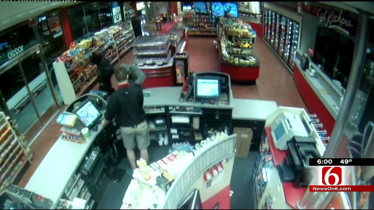 Victim Helps Tulsa Police Track Down Alleged QuikTrip Robber