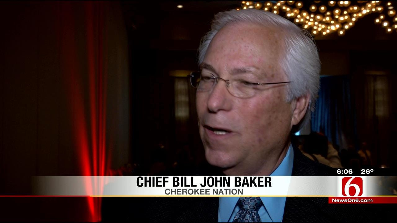 Cherokee Nation Celebrates 10 Years Of Gaming In Oklahoma
