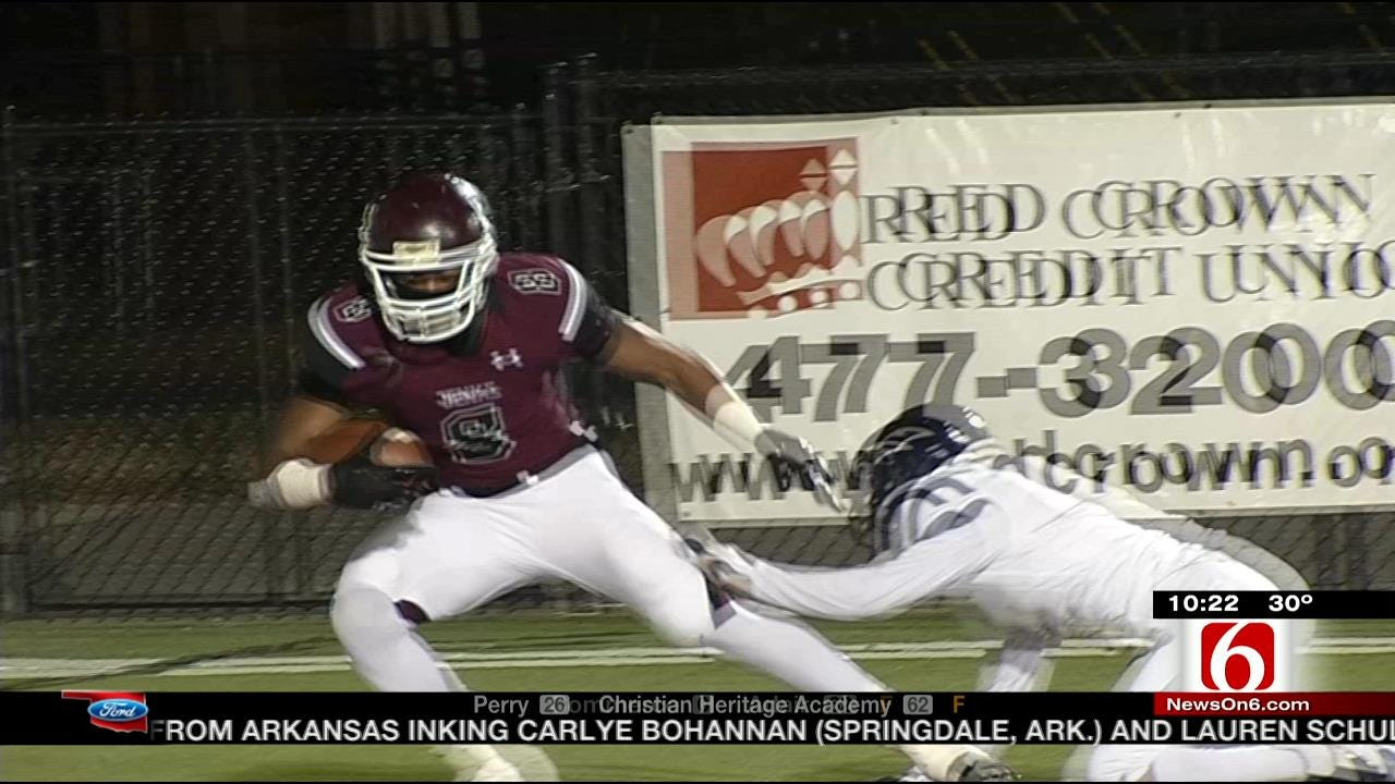 Jenks vs. Southmoore