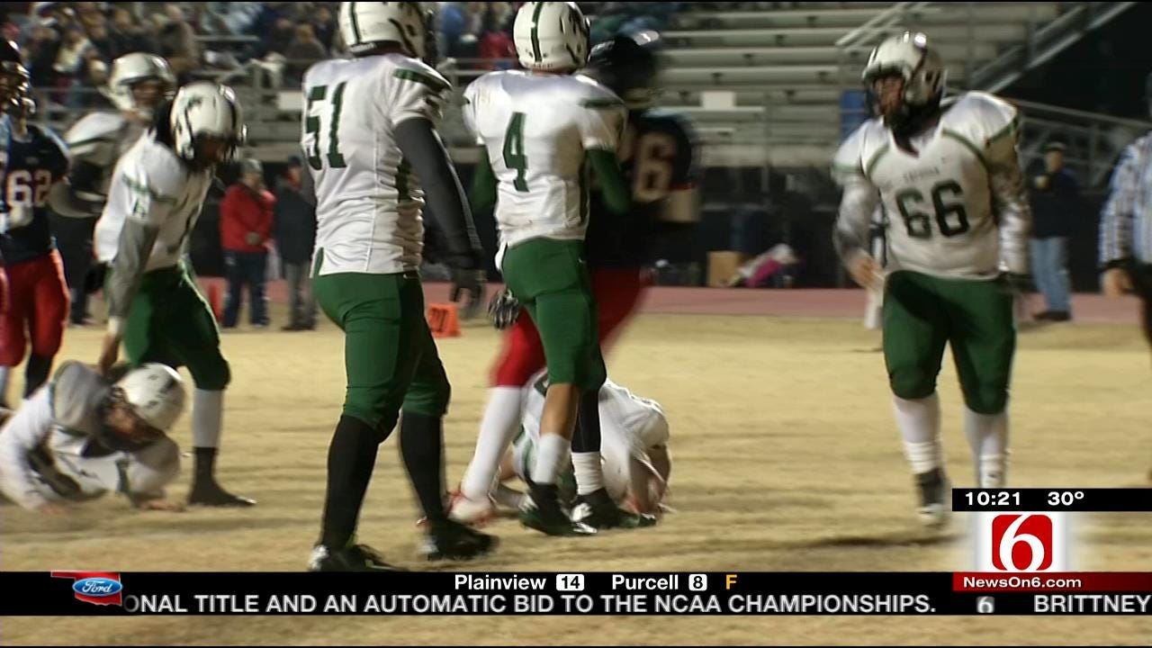 News on 6 Game of the Week: Metro Christian vs. Catoosa