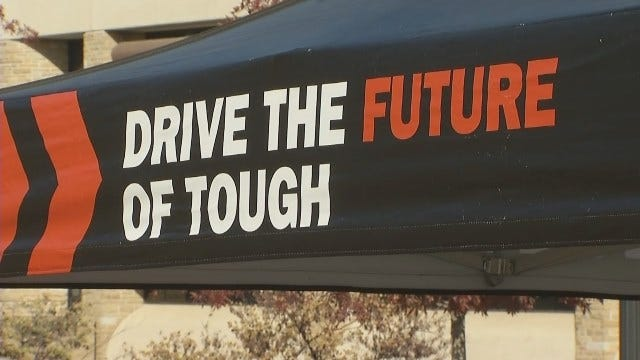 TU Engineering Department Help Develop New Ford F-150