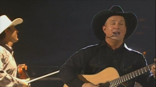 Patience Key In Snagging Tickets To Garth Brooks At BOK