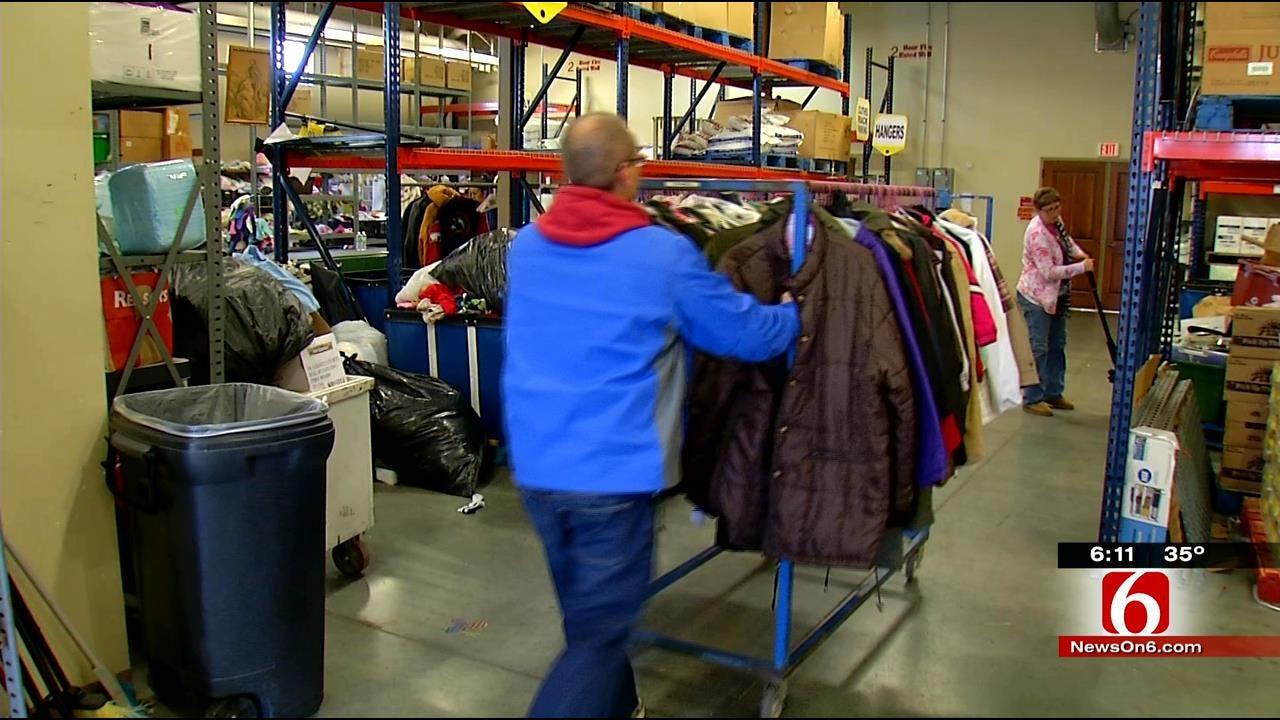 Trav's Coats For Kids Reaches Milestone Donation