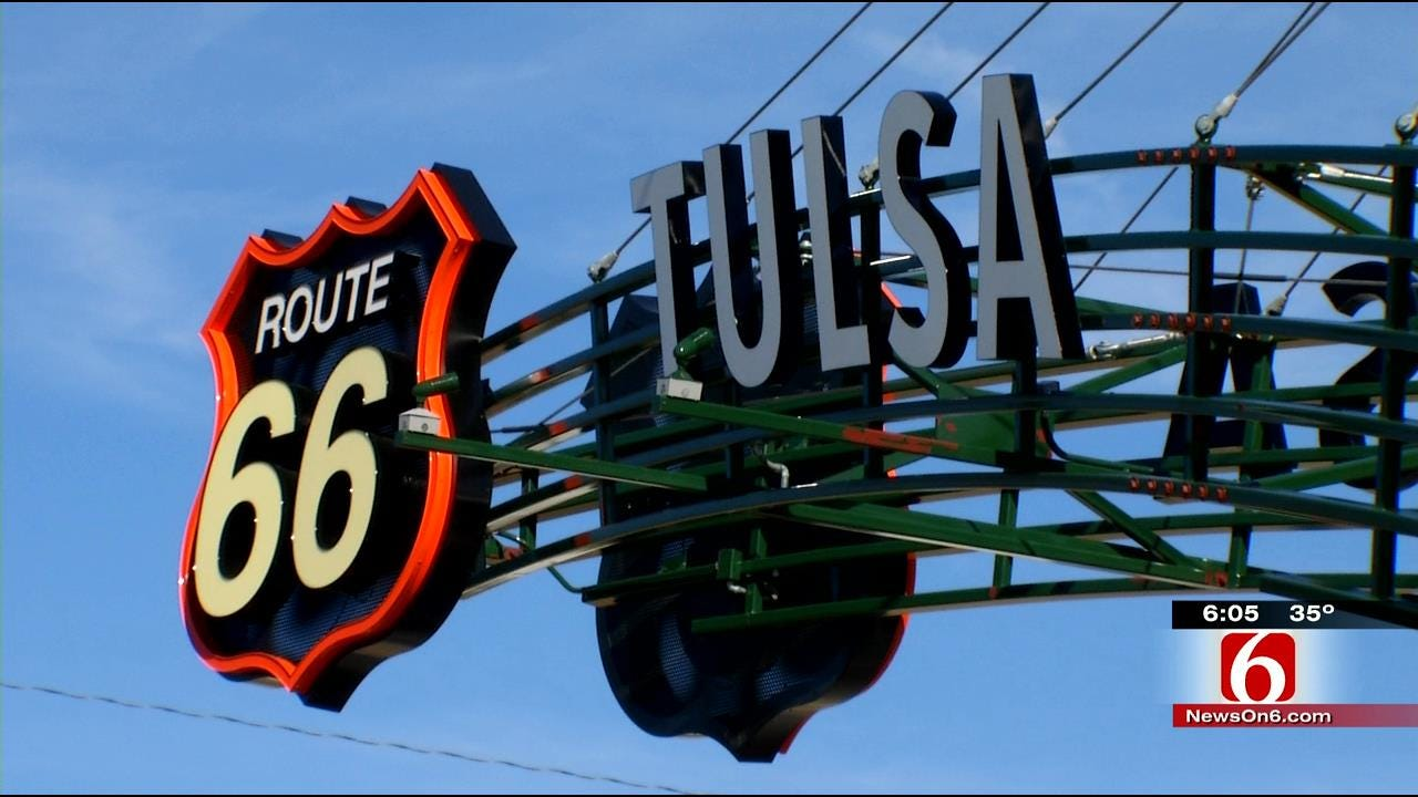 West Tulsa Renaissance Touts Route 66 Travel