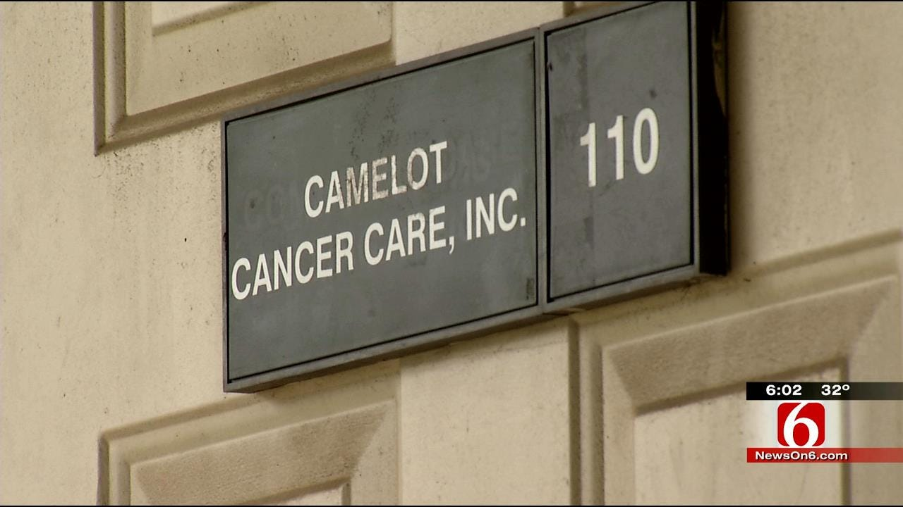 Tulsa's Camelot Cancer Care In Court After Health Department Tries To Shut It Down
