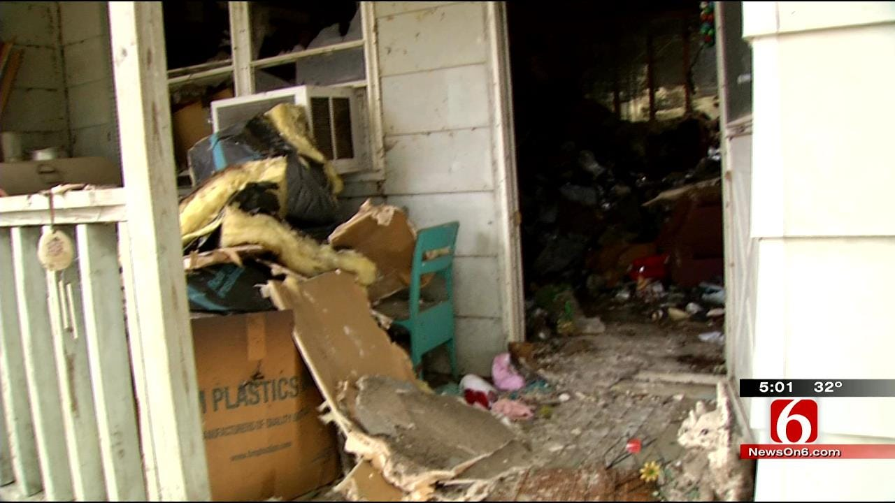 Firefighters Rescue Disabled Claremore Man From Burning Home