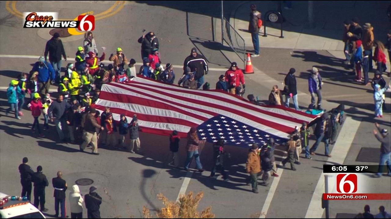 Green Country Cities Honor America's Veterans