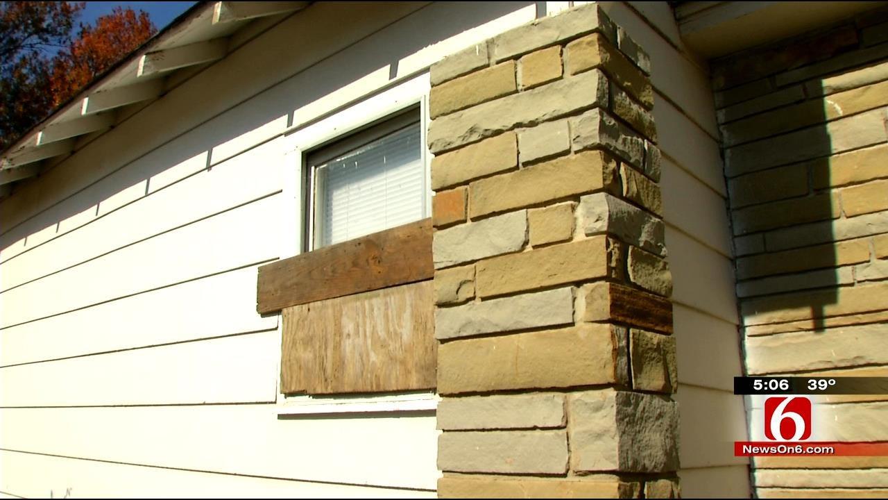 Police: Thief Burglarizes, Attempts To Blow Up Muskogee Church