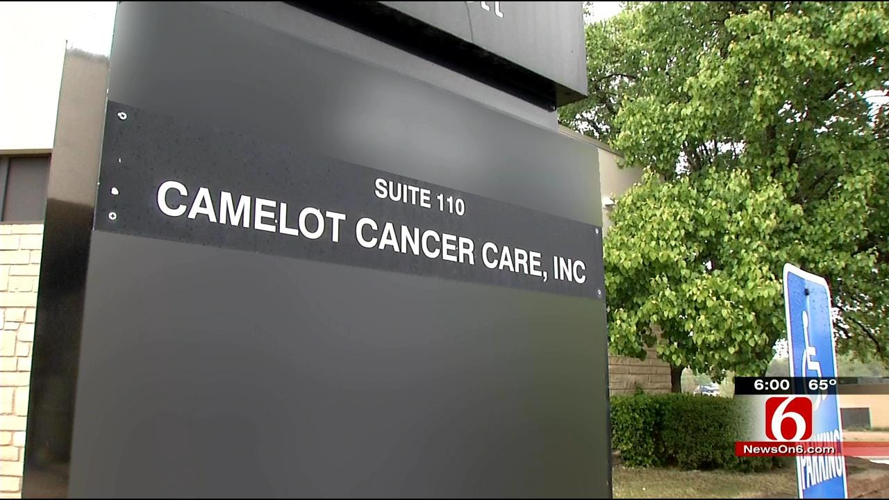 Tulsa's Camelot Cancer Care Owner In Trouble After Patient Dies