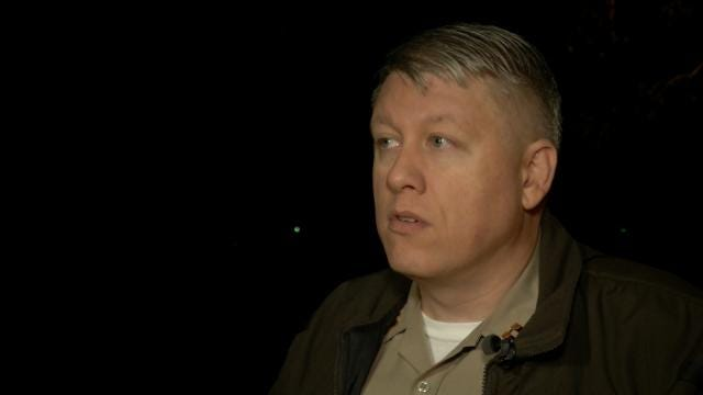 WEB EXTRA: Tulsa County Sheriff's Captain John Bryant Talks About Burglary, Shootilng