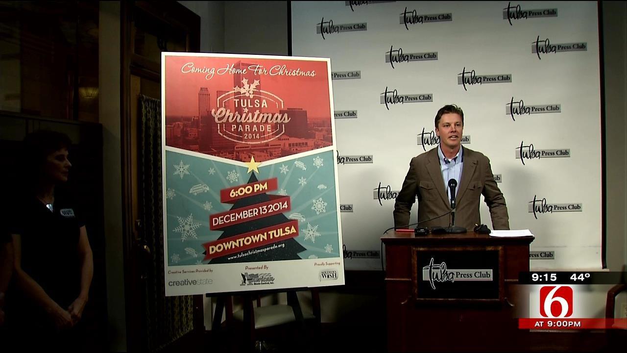 Parade Organizers Hope To Make Tulsa 'Christmas Parade Capital'