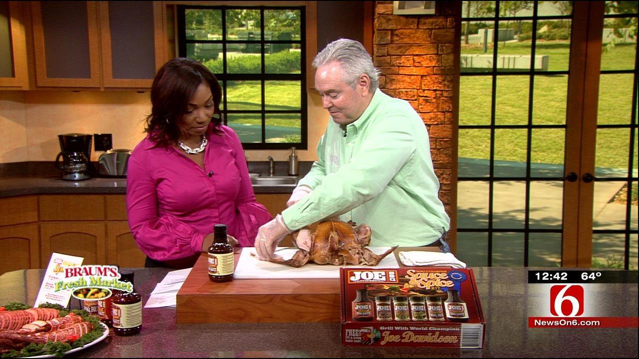 Oklahoma Joe's Honey Smoked Turkey