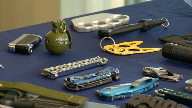 Tulsa International Airport, TSA Reminds Travelers What Not To Pack In Carry-On Bags